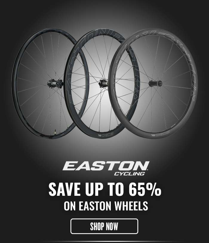 Save up to 65% on Easton Wheels