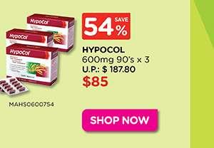 Hypocol Triple Pack