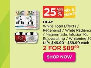 OLAY Magenemasks Mask & Whip Cream