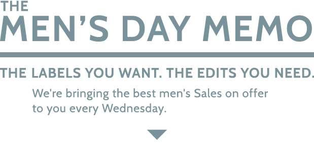 Men's Day Memo