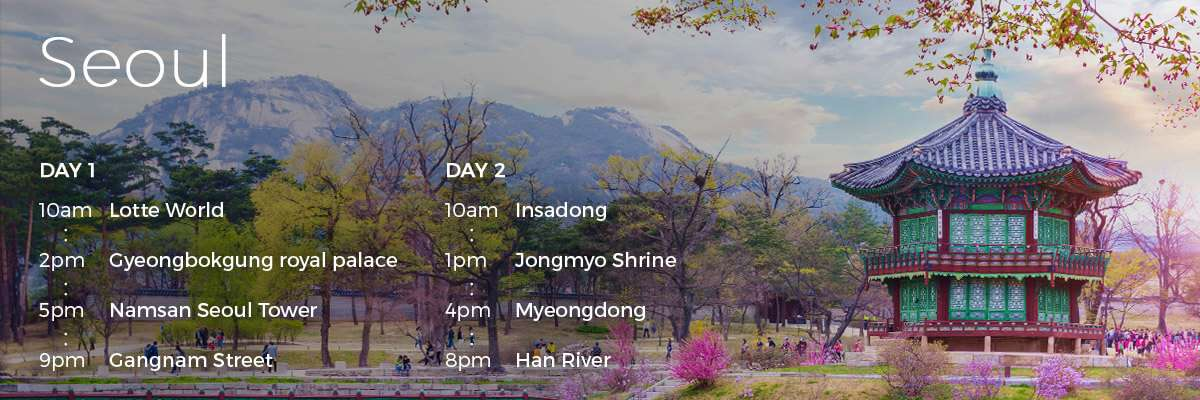 Check out our Seoul itinerary
