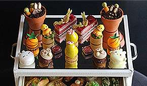 Anti:dote - Weekday Easter Afternoon Tea Set at $55++