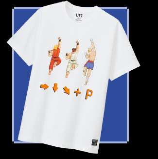 Adults' The Game by STREET FIGHTER Short Sleeve T-shirt at $19.90