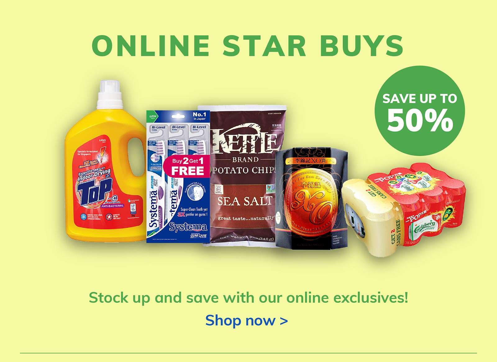 Online Star Buys