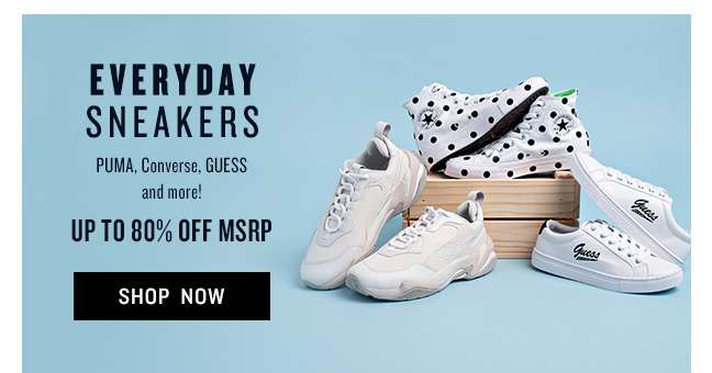 Shop Everyday Sneakers