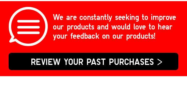 Review Past Purchase