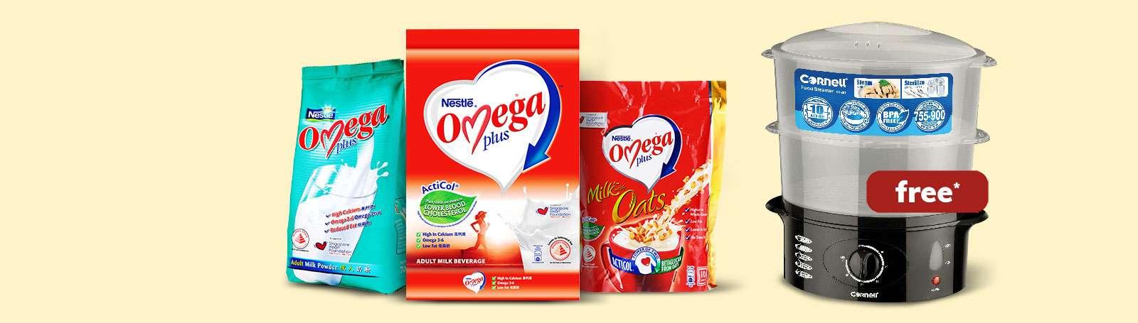 Nestle Omega