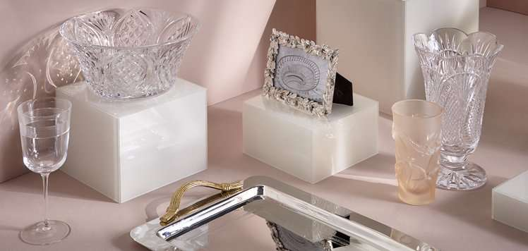 Home & Jewelry Gifts With Lalique