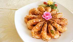 Changi Beach Seafood Paradise Restaurant - Mother's Day Couples Set Menu at $88++ for two