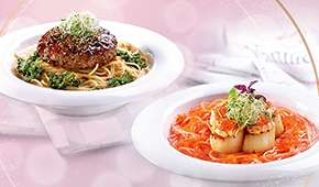 TCC - Mother's Day Special 2-course Set Meal at $30++ / High Tea Set at $18.80++