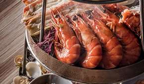 One-Ninety Restaurant - Mother's Day Special: 25% Off Signature Seasonal Seafood Tower for 2!