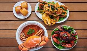 Ah Hoi's Kitchen - Mother's Day Special: $58++ for 2 crabs