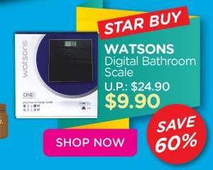 Watsons Bathroom Scale