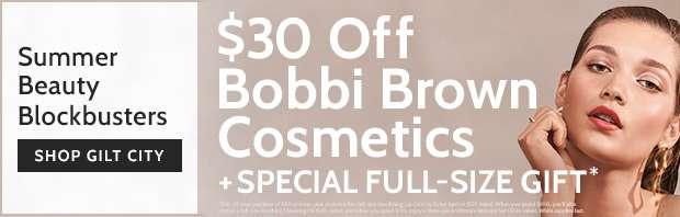$30 Off Bobbi Brown