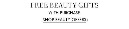 Shop Beauty Offers