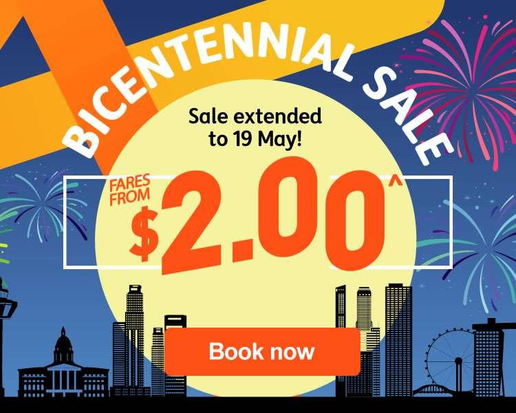 Bicentennial Sale