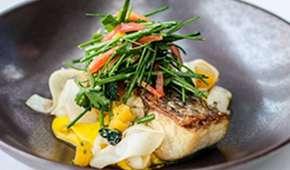Salt grill & Sky bar - 3-course Set Lunch Menu @$49++