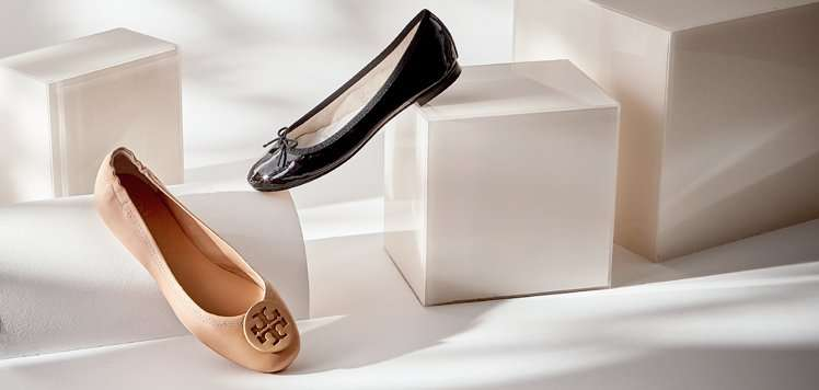 Tory Burch & More High-End Shoes