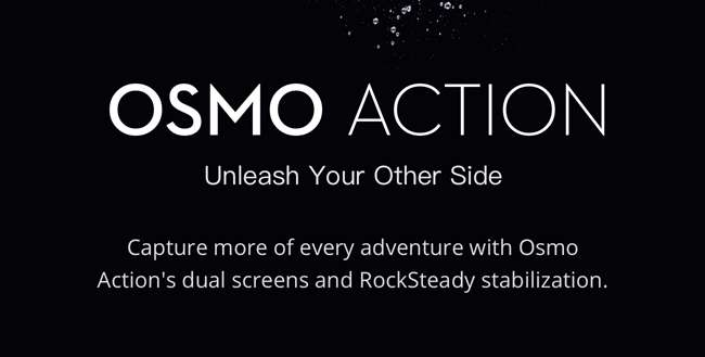 Osmo Action Unleash Your Other Side