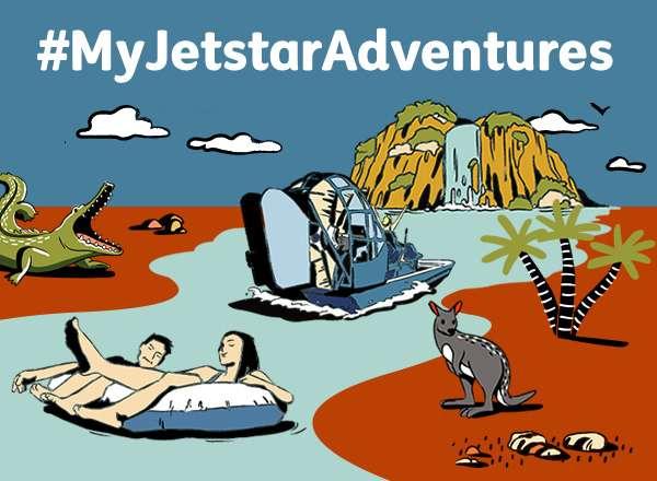My Jetstar Adventures