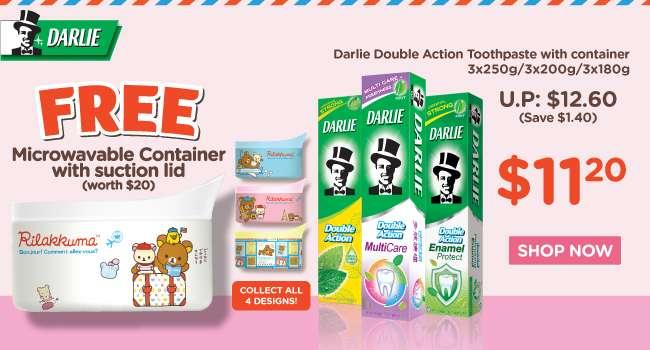 Darlie Promotion
