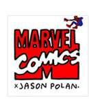 Marvel x Jason Polan