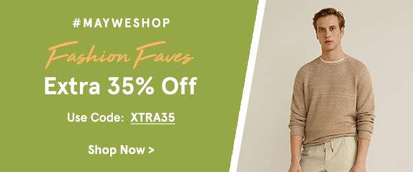 Fashion Faves: Extra 35% Off