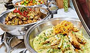 The Landmark - Exclusive: 15% OFF Total Bill for Ramadan Dinner from $35++ per pax