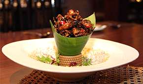 Kintamani Indonesian Restaurant - Lunch and Dinner Buffet at $65++ per person