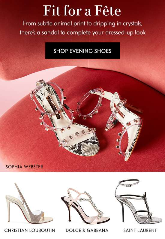 Shop Evening Shoes