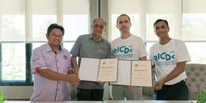 MOU SIGNING WITH UNIVERSITI MALAYSIA TERENGGANU FOR SEA TURTLE CONSERVATION