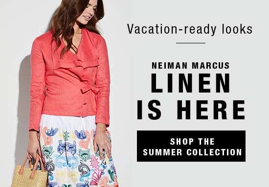 Neiman Marcus Linen is Here!