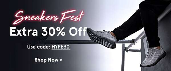 Extra 30% Off Sneakers