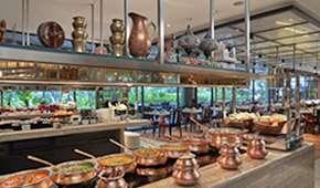 Melt Café - Delhi Food Festival Dinner Buffet from $78++ per adult
