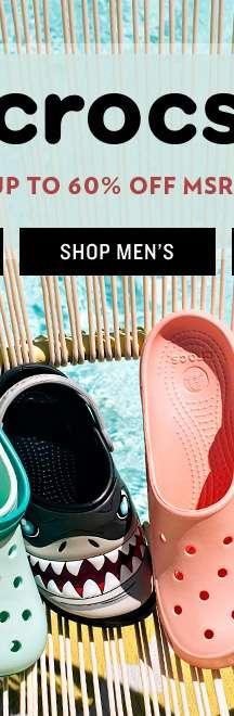 Shop Crocs Men's