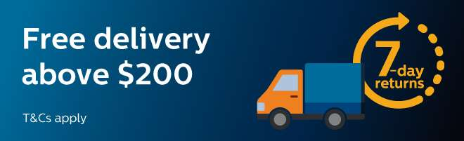 Free Delivery above $200*