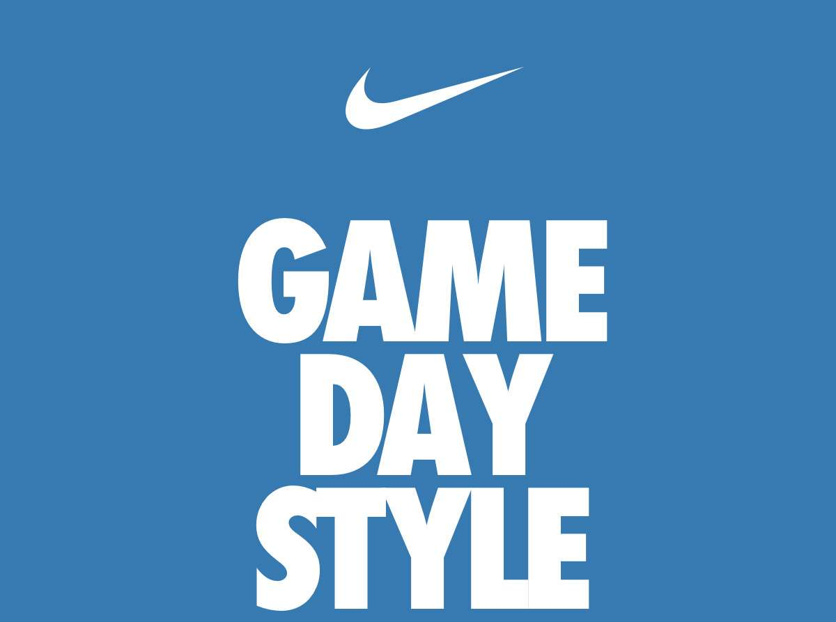 NIKE   GAME DAY STYLE