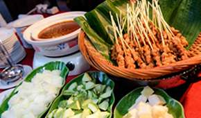 Cafe Lodge - Exclusive: 25% OFF - Father's Day BBQ Festival Lunch and Dinner Buffet at $32++ per adult