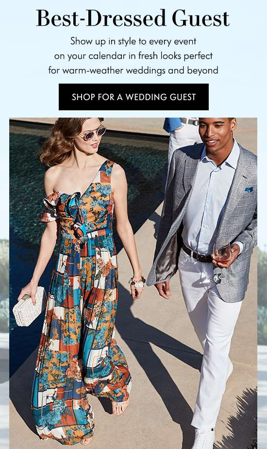 Shop For A Wedding Guest
