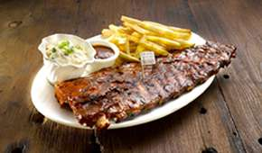Morganfield's (Suntec City) - Exclusive: $10 OFF Total Bill on Father's Day