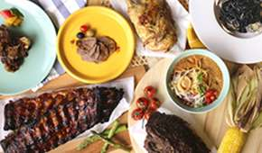 The Square @ Furama - Father's Day Specials: 1-for-1 Buffet at $82++ per adult