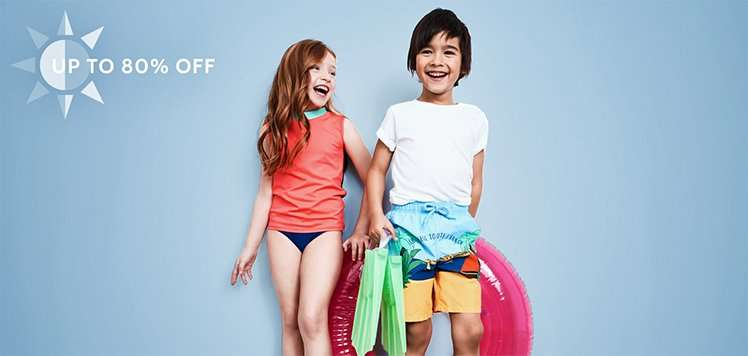 The Big Swim Sale for Kids