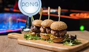 Pong Singapore - 1-for-1 Mains from $18++