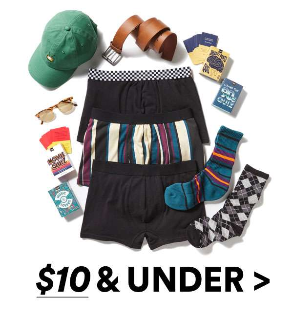 Gifts $10 & Under | Shop Now