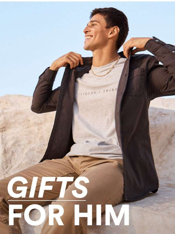 Gifts for Him from $19.99 | Shop Gifts