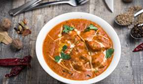 Curry Nations - 1-for-1 Mains and Selected Starters (Weekdays)