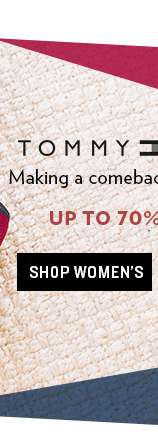Shop Tommy Hilfiger Women's