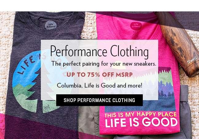 Shop Performance Clothing