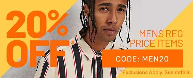Code: MEN20