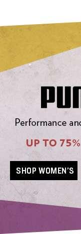 Shop Puma Women's